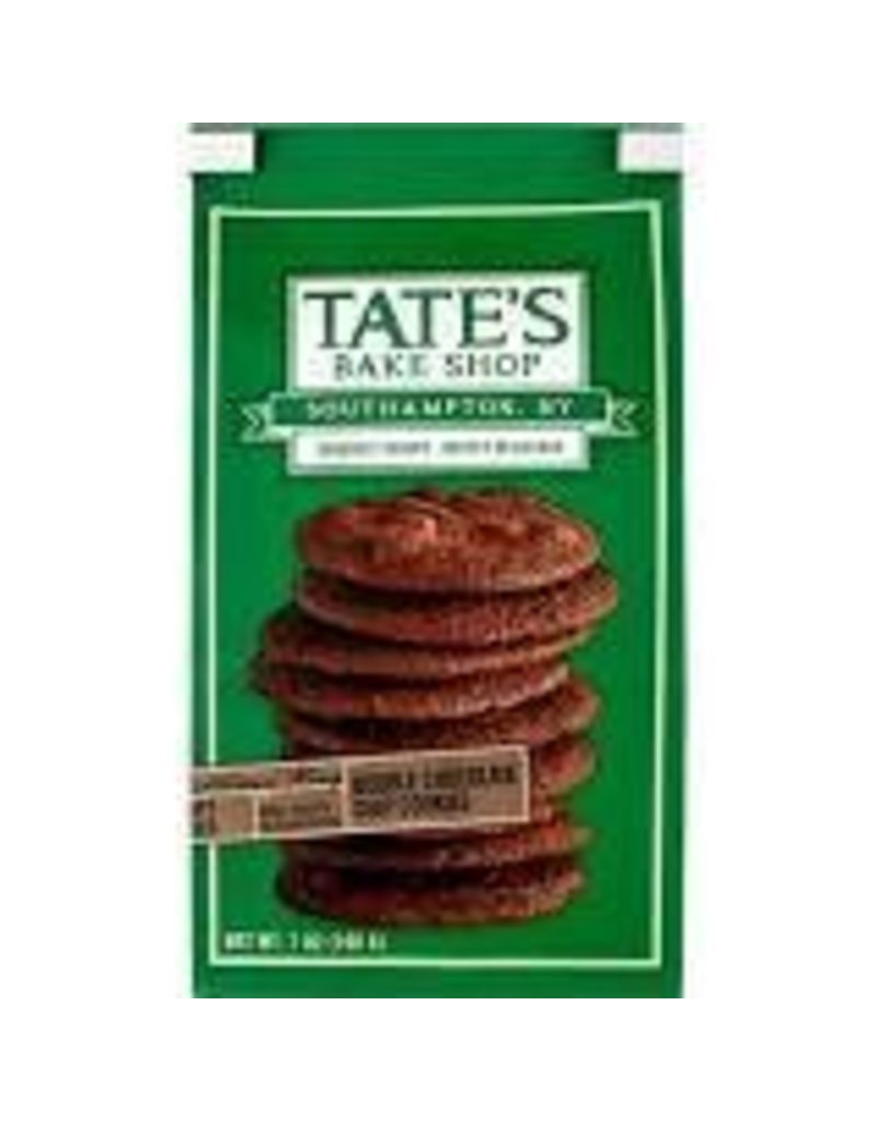 Tate's Bake Shop Double Chocolate Chip Cookies 7oz