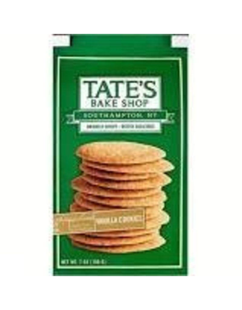 Tate's Bake Shop Vanilla Cookies 7oz