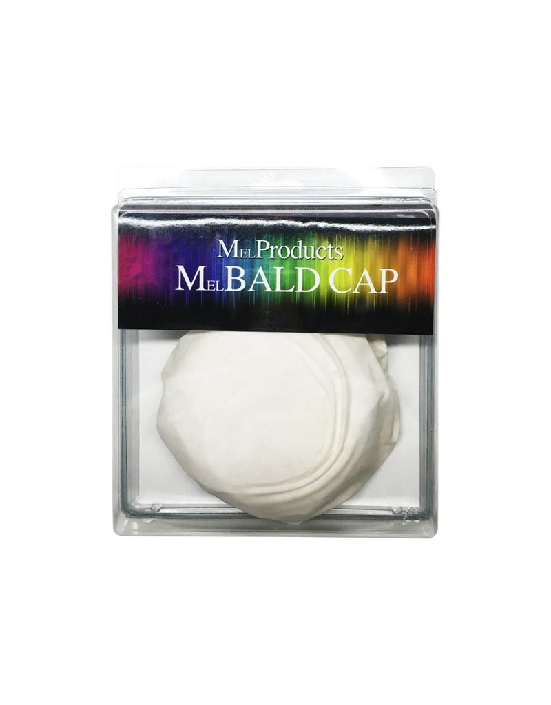 Vinyl Bald Cap Medium