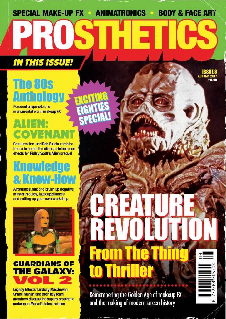 Prosthetics Magazine #8