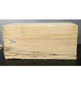 Wood Basswood Block 6''x6''x12''