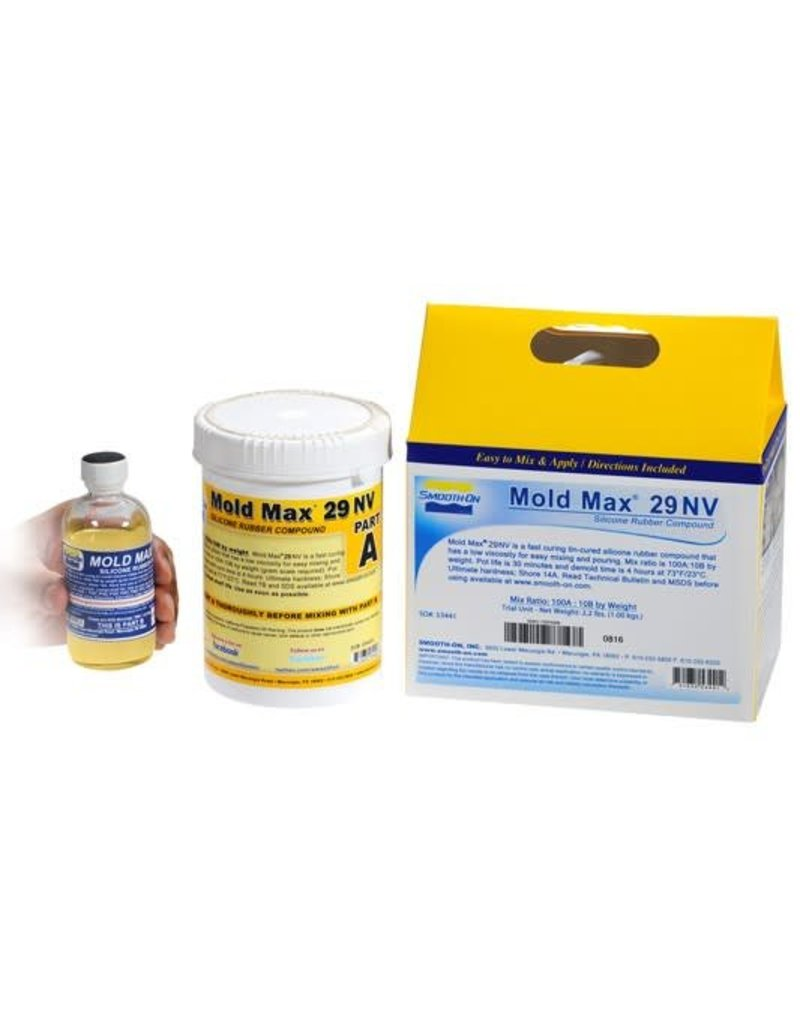Smooth-On Mold Max 29 Trial Kit