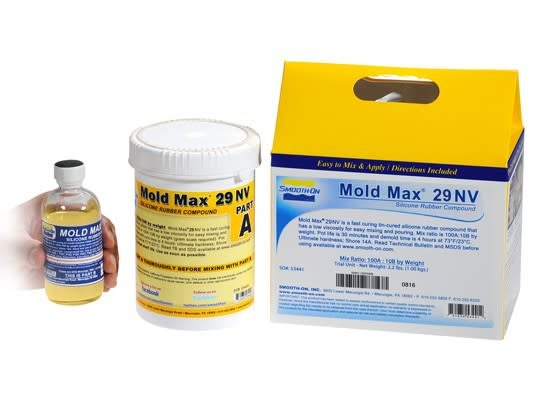 Smooth-On Mold Max 29NV Trial Kit