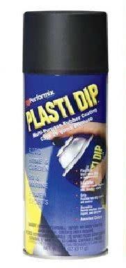 Performix Plasti Dip Black Spray Can 11oz