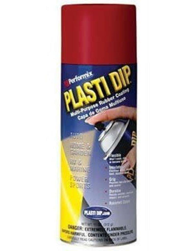 Performix Plasti Dip Red Spray Can 11oz