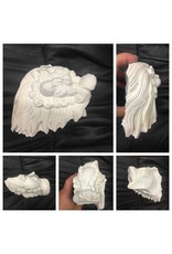 Plaster Foo Dog Fragment