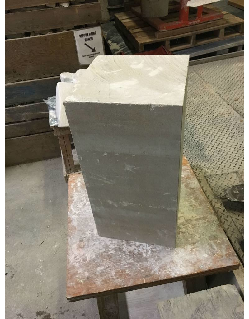 Indiana Limestone 12x12x24 280lbs #113103