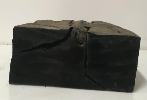 Ebony Chunk 10.5x8x3.5 #011049