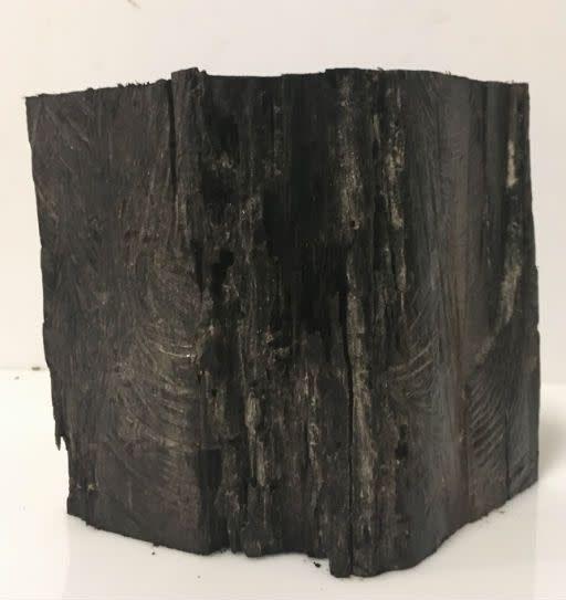 Ebony Chunk 7x5.5x5 #011046