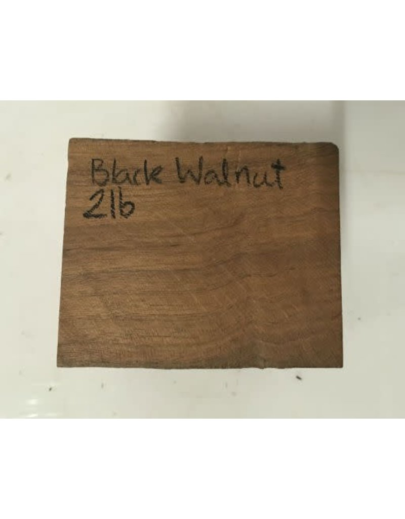Black Walnut 5x3.5x3 #030203