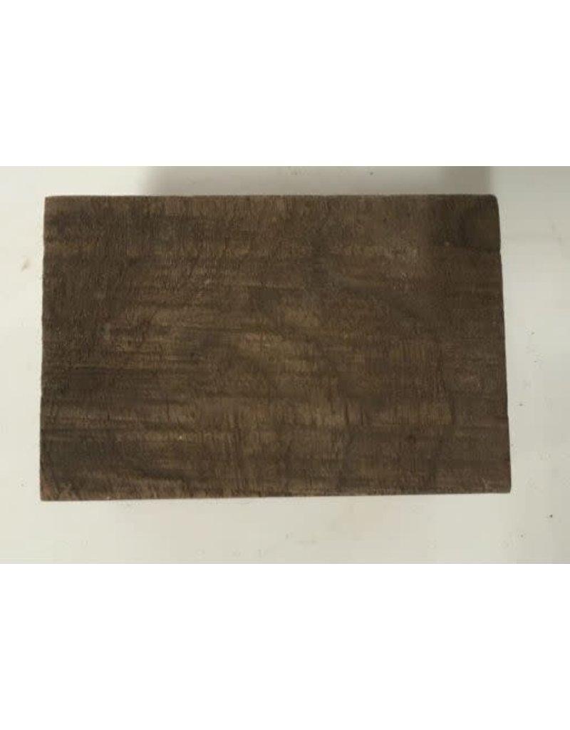 Black Walnut 5x3.25x3 #030200