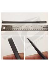 Milani Milani Steel Hand Mallethead Flat chisel 8mm