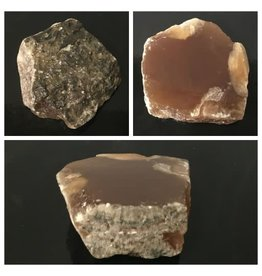2lb Brown Calcite 4x4x2 #371031