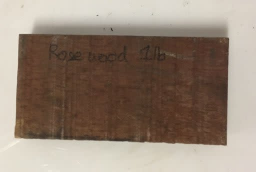 Rosewood 8x4x1 #151003