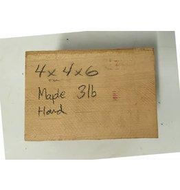 Hard Maple 6x4x4 #300200