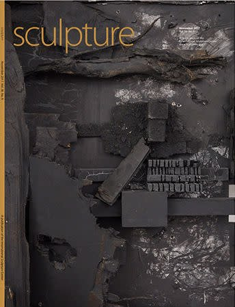 ISC Sculpture Magazine 36/9 November 2017