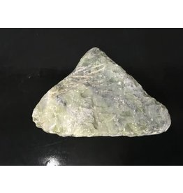 4lb Apple Green Soapstone 7x4x2 #021040