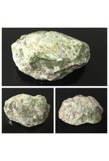 6lb Apple Green Soapstone 7x5x3 #021034