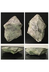 4lb Apple Green Soapstone 7x5x1 #021025