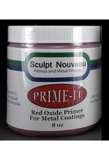 Sculpt Nouveau Prime-It Red Oxide 8oz