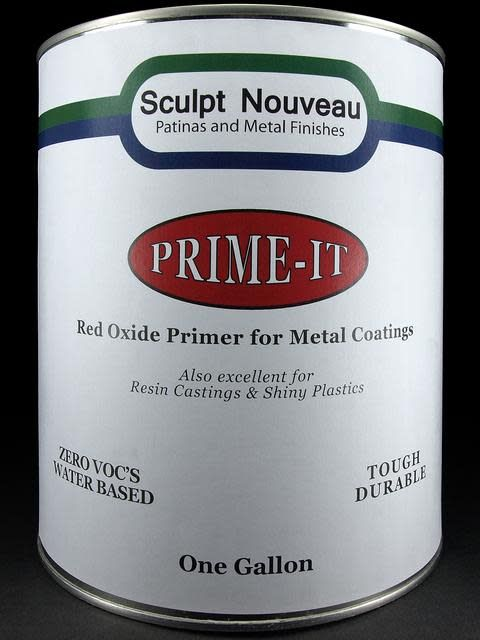 Sculpt Nouveau Prime-It Red Oxide Gallon Special Order