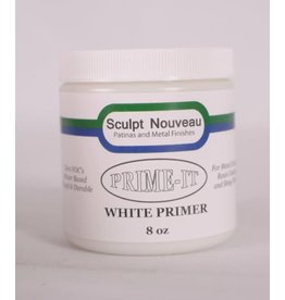 Sculpt Nouveau Prime-It White 8oz