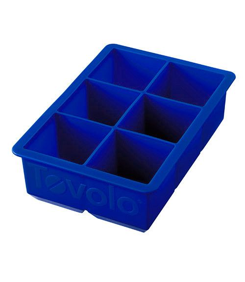 Tovolo King Sized Silicone Mold 2in Cube
