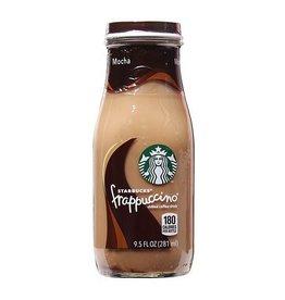 Starbucks Frappuccino Coffee Drink, Mocha, 9.5 fl oz