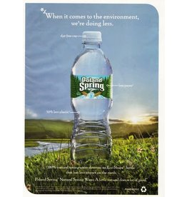 Poland Spring Water Ltr