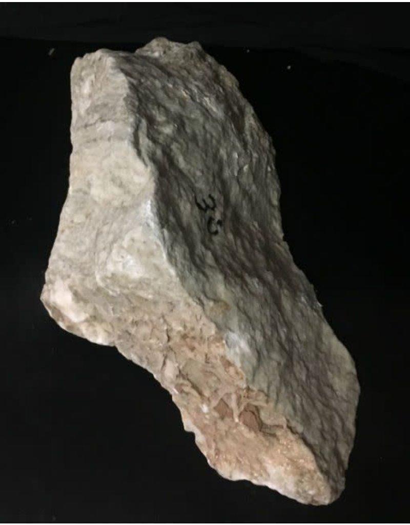 30lb Silver Cloud Alabaster 17x8x7 #662347