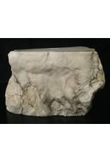 20lb Tirafsci's White Opaque Boulder 9x6x5 #111077