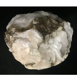 8lb Tirafsci's White Opaque Boulder 6x5x4 #111078