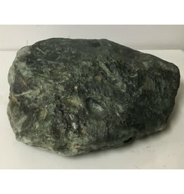 44lb Indian Black Soapstone 14x11x5 #466308