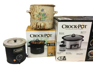 Wax Pots And Hot Wax Tools