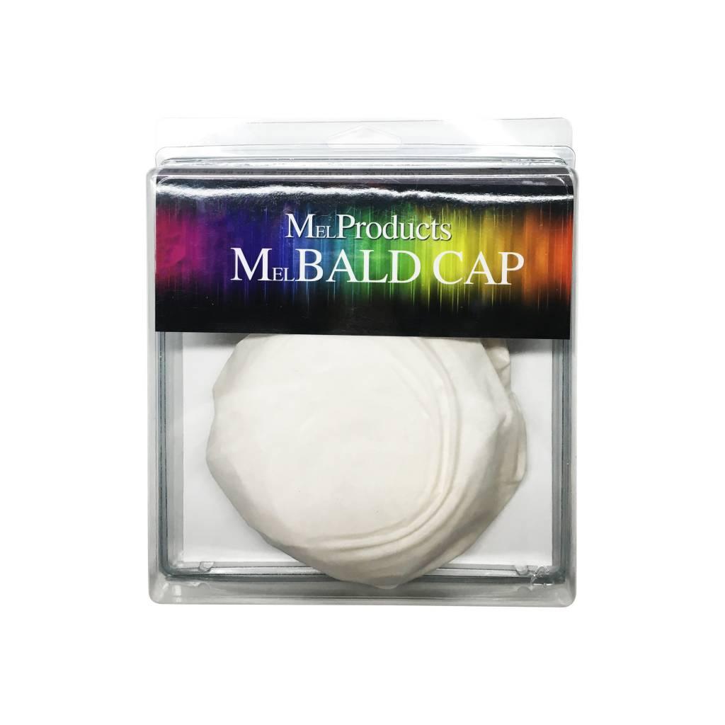MEL Vinyl Bald Caps