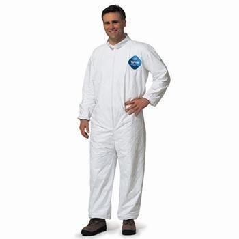 3M TYVEK Suit Light Duty Coveralls