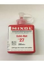 Mixol Mixol #27 True Red 200ml