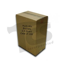 Just Sculpt Multi-Mix Bucket 2.5 Quart (Case of 198)