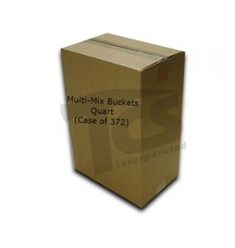 Just Sculpt Multi-Mix Bucket Quart (Case of 372)