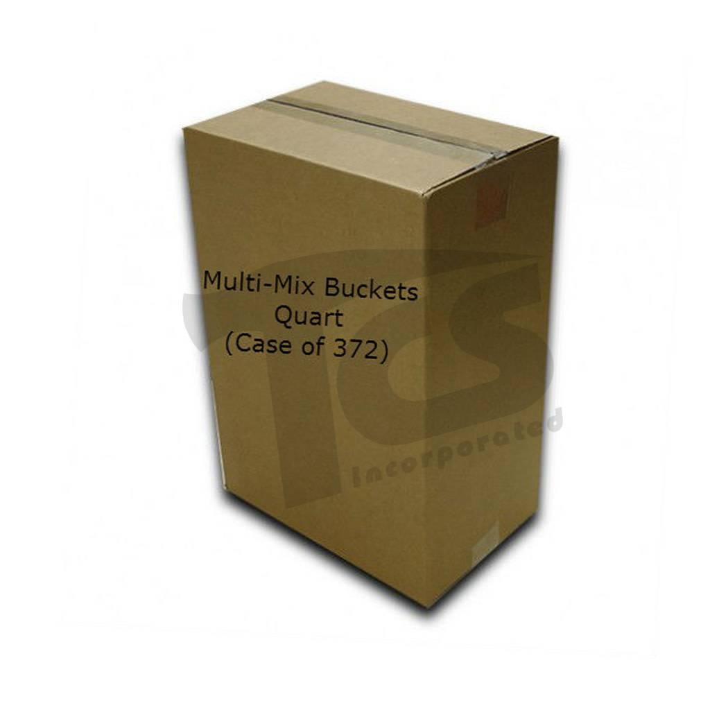 Just Sculpt Multi-Mix Bucket Quart (Case of 372)