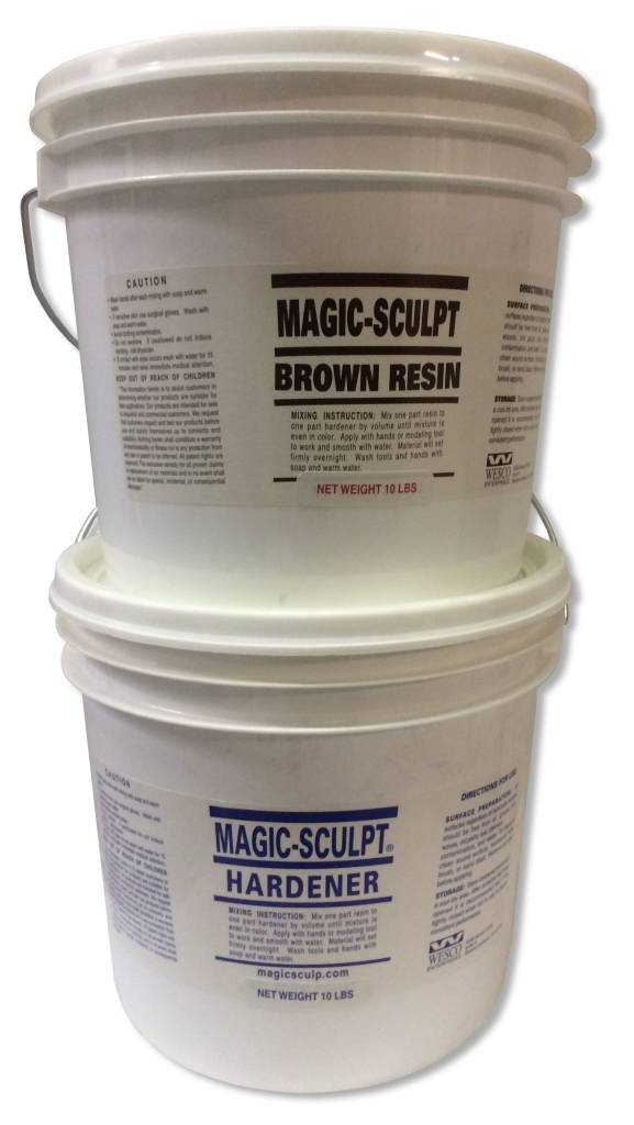 Magic-Sculpt Magic-Sculpt Brown