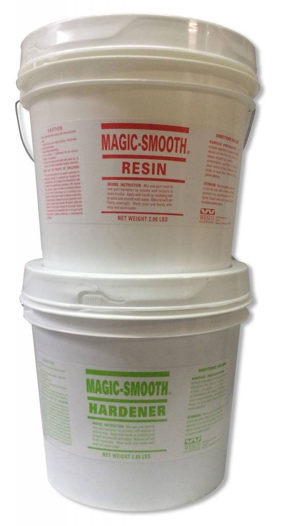 Magic-Sculpt Magic-Smooth