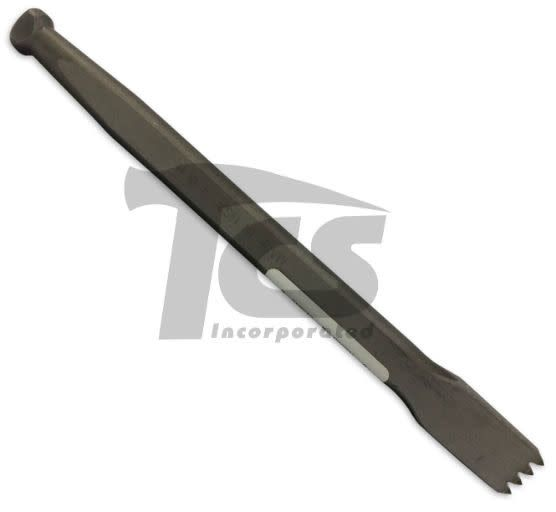 Trow & Holden Carbide Mallethead 4B Tooth 3/4'' Head 1/2'' Stock