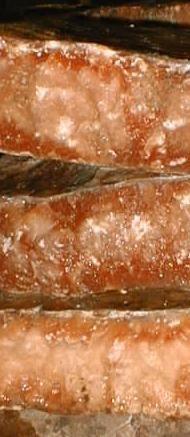Stone Translucent Orange Alabaster Per Pound (Limited Supply)