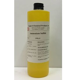 Ammonium Sulfide Solution (NH4)2S 500ml