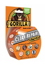 Gorilla Tape Crystal Clear 1.88x9yd