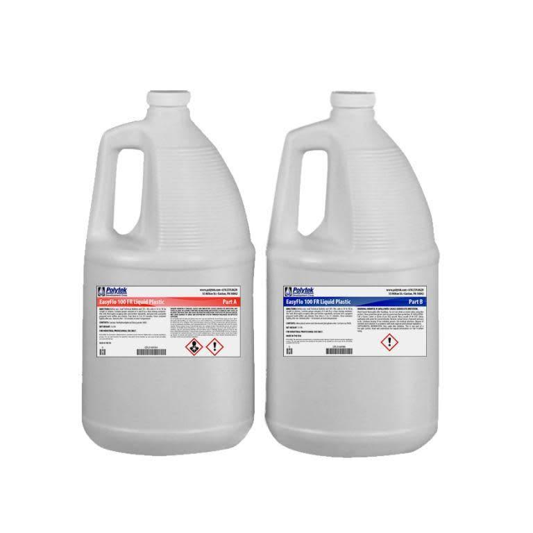 Polytek EasyFlo 100 FR Liquid Plastic