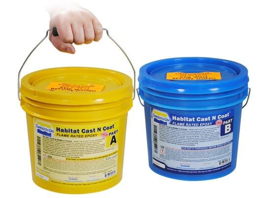 Smooth-On Habitat Cast N Coat Gallon Kit
