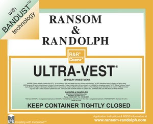 Ransom & Randolf Ultra-Vest with Bandust technology 50lb