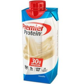Premier High Protein Vanilla Shakes 11oz